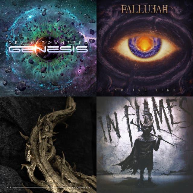 2019 MODERN METAL ALBUMS on Spotify