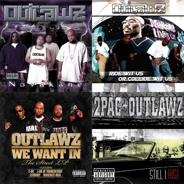 2Pac, Outlawz — Baby Don't Cry (Keep Ya Head Up II) on Spotify