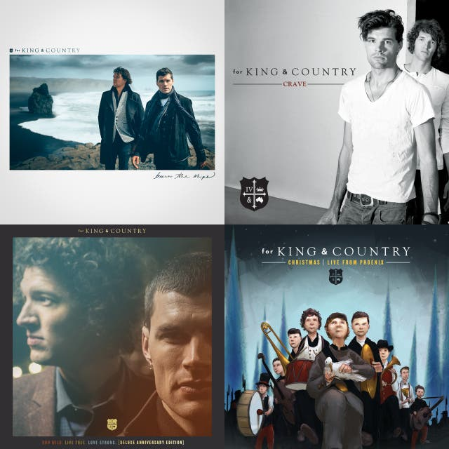 For King And Country Christmas.Best Of For King And Country On Spotify
