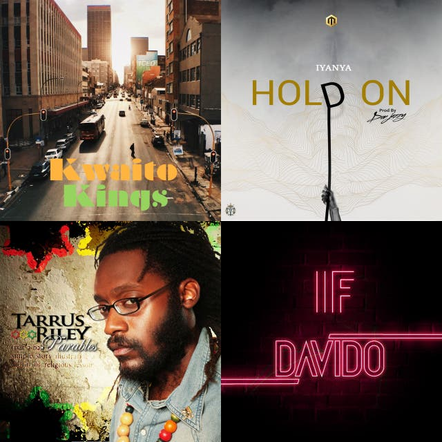African Playlist on Spotify
