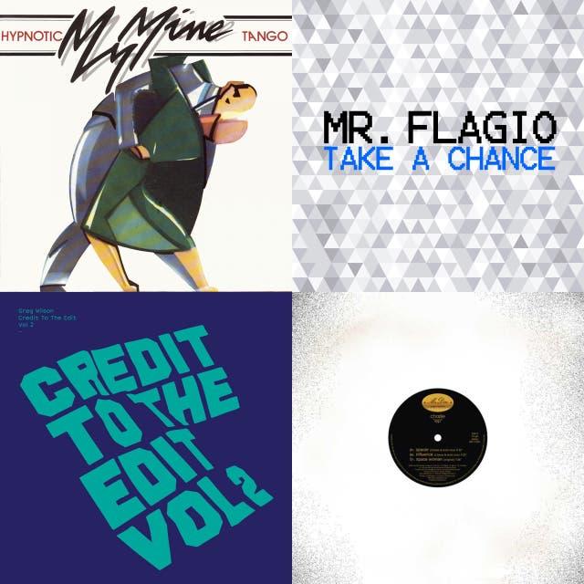 My Mine — ITALO DISCO Hypnotic Tango - Original 12