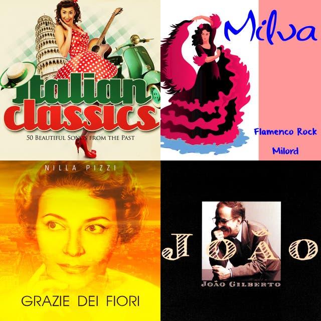 Granada: le canzoni di Spagna playlist