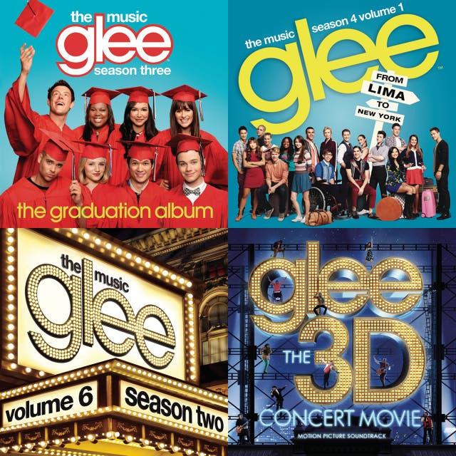 Glee on Spotify