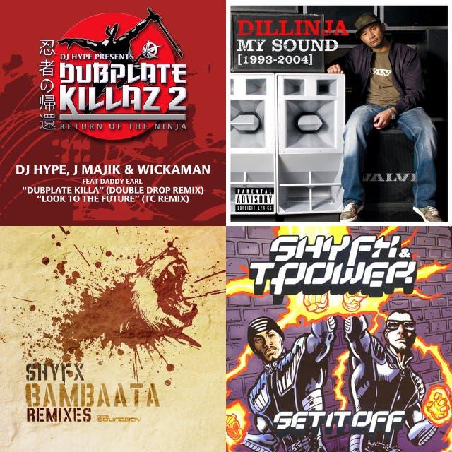 Dubplate Killa (Double Drop Remix) – DJ Hype on Spotify