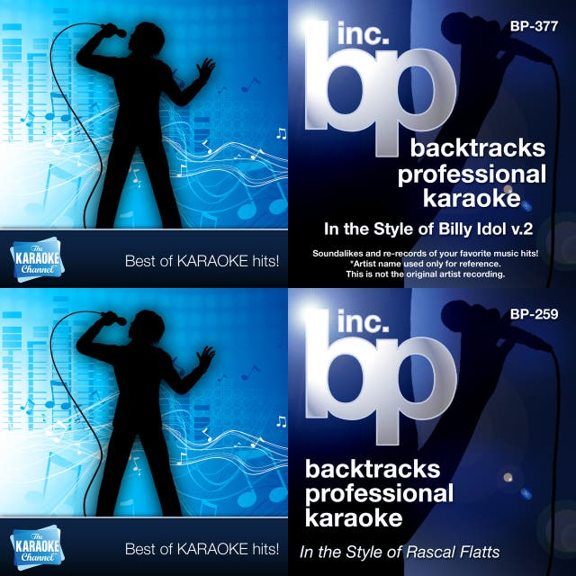 Backtracks professional karaoke download