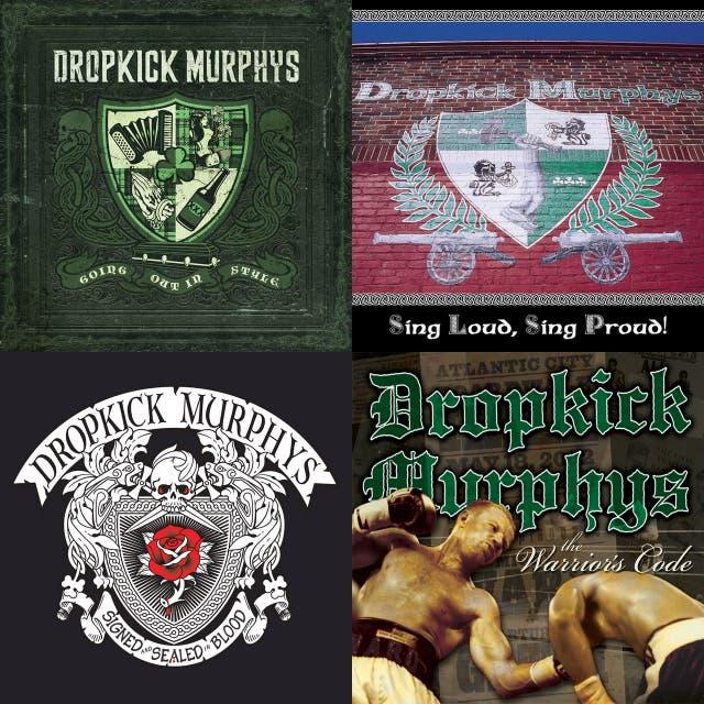 Irish Drinking/Fighting Music on Spotify