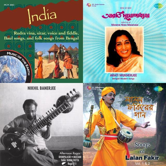 Bangla on Spotify