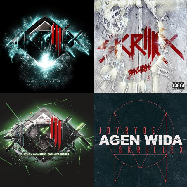 Best Skrillex Songs on Spotify