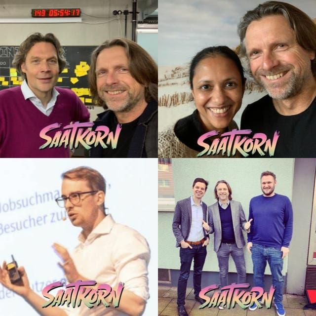 Die HR STARTUPS Playlist von SAATKORN