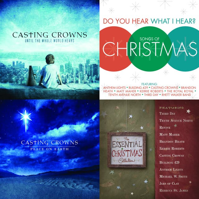 Casting Crowns Christmas.Casting Crowns Christmas On Spotify
