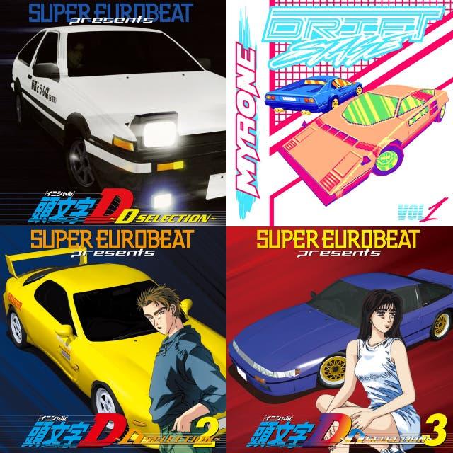 Inital D (Takumi AE-86 Running in the 90s) on Spotify