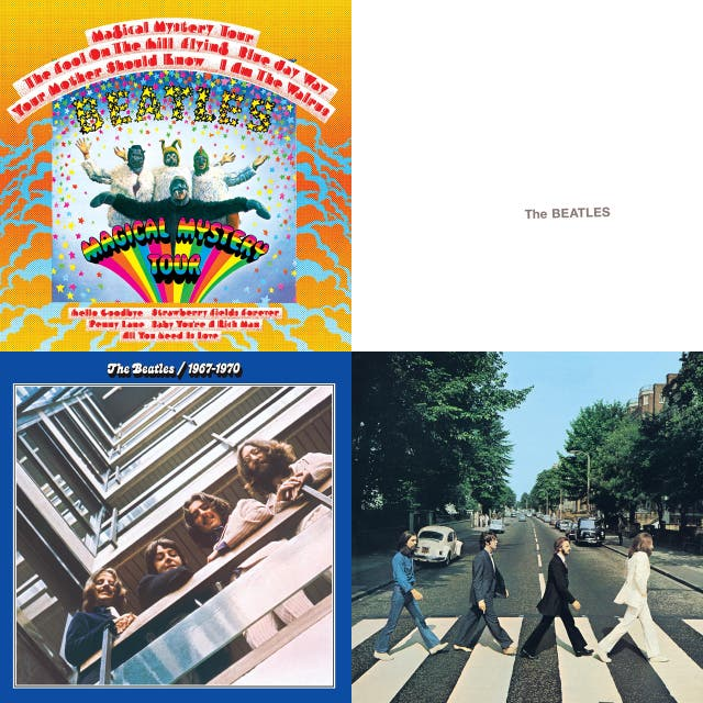 The Top 10 Underrated Beatles Songs 1966-1970 on Spotify