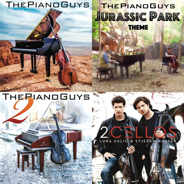 The Piano Guys + 2Cellos on Spotify