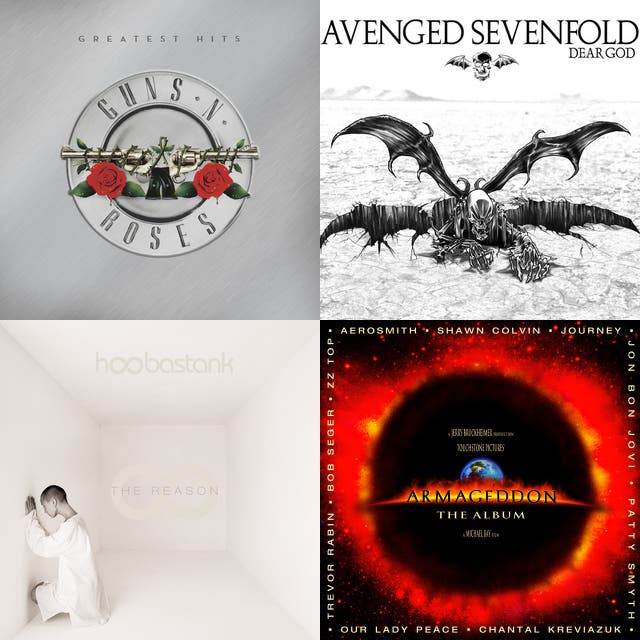 romantic rock songs
