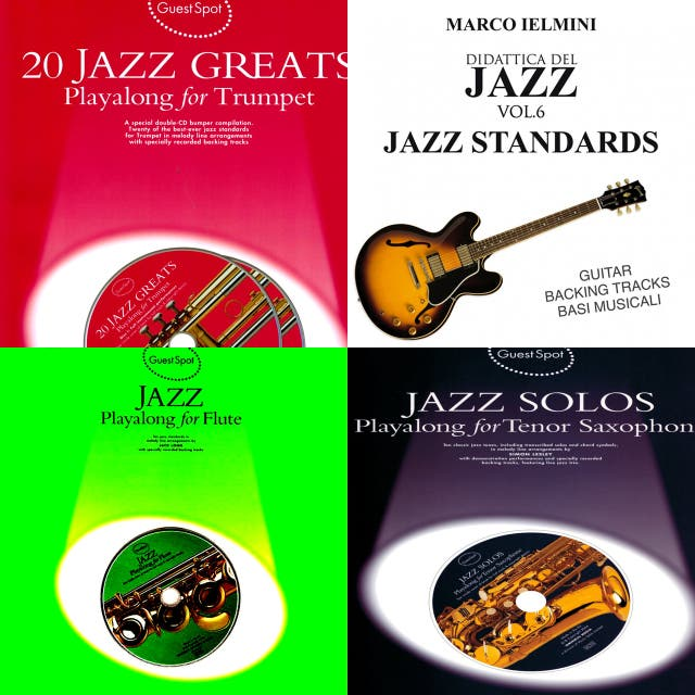 Jazz Backing Tracks on Spotify