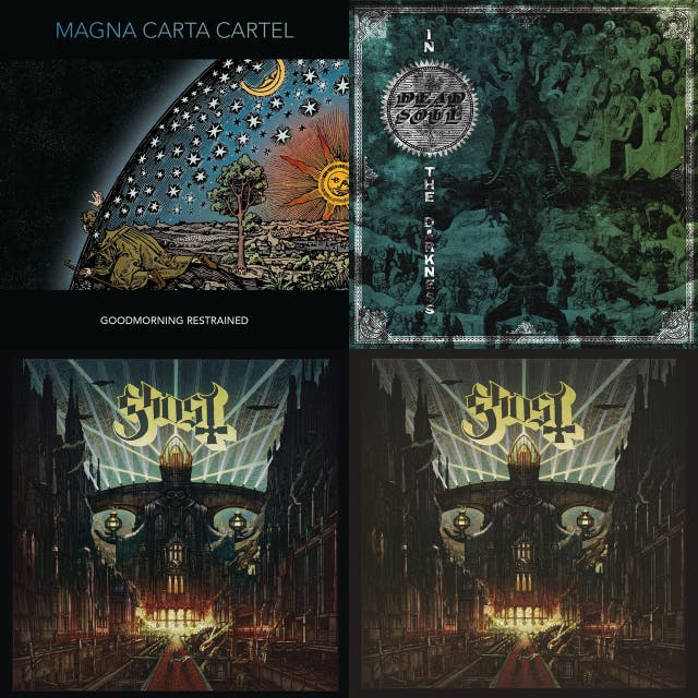 Magna Carta Cartel – Goodmorning Restrained on Spotify
