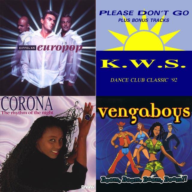 90s Eurotrash Dance On Spotify