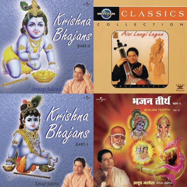 Anup Jalota – Krishna Bhajans Vol  1 on Spotify