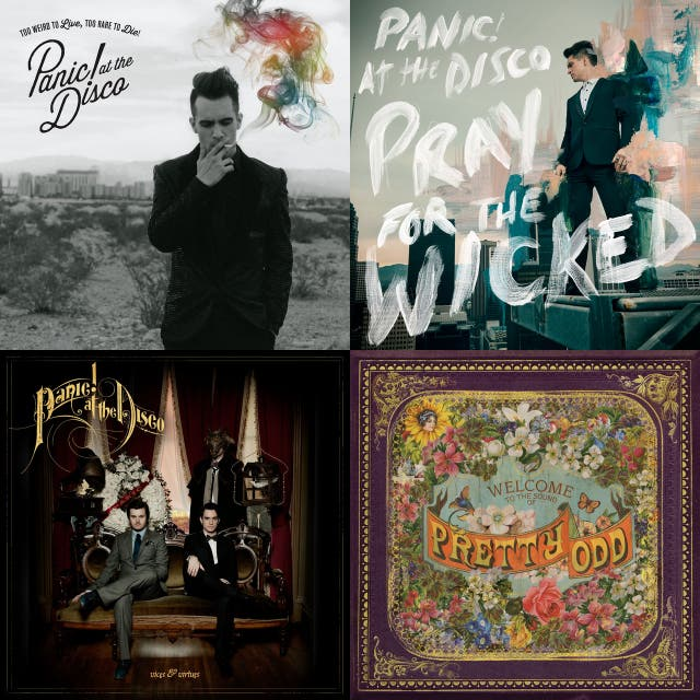 Imogen Hortons Panic At The Disco Set List On Spotify
