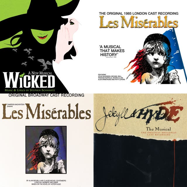 Les Miserables London Cast Recording – Fashionsneakers club