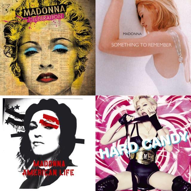 Madonna Ballads