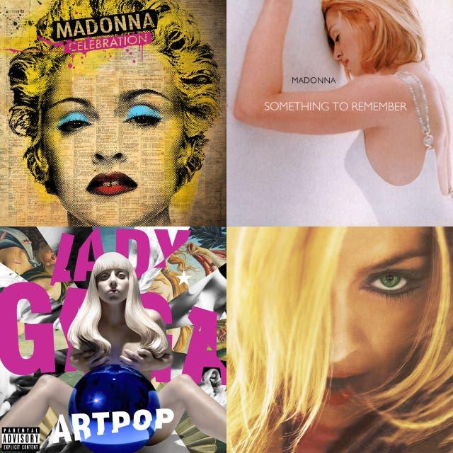 Madonna — exitos