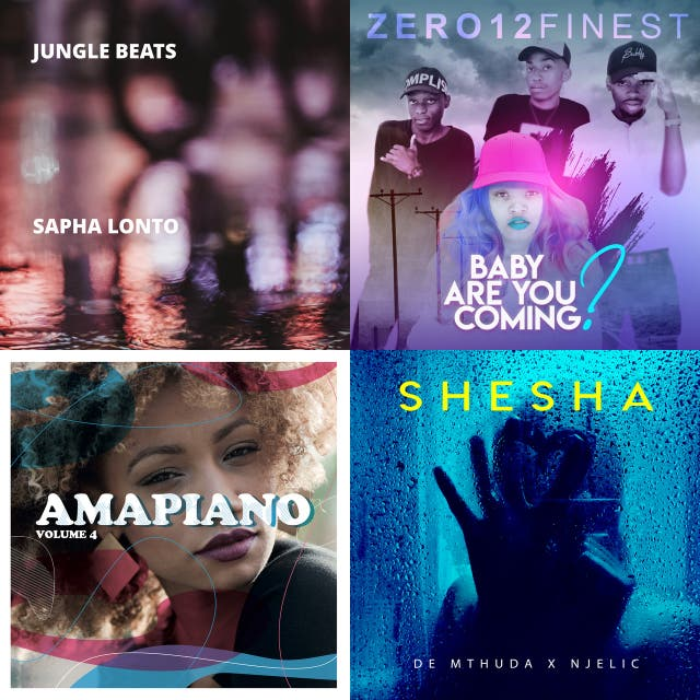 Amapiano 2019 on Spotify