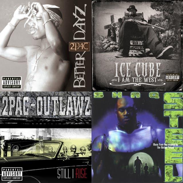 West Coast Rap on Spotify