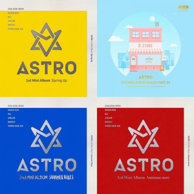 Astro Ballads on Spotify