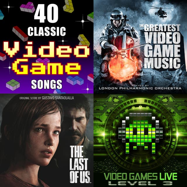 Video Game Players – 40 Classic Video Game Songs on Spotify