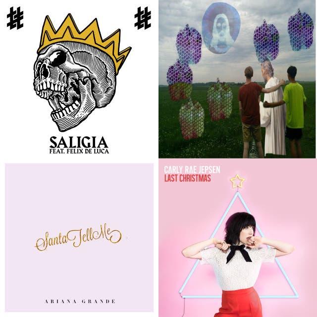 De gode crisemass songs on Spotify