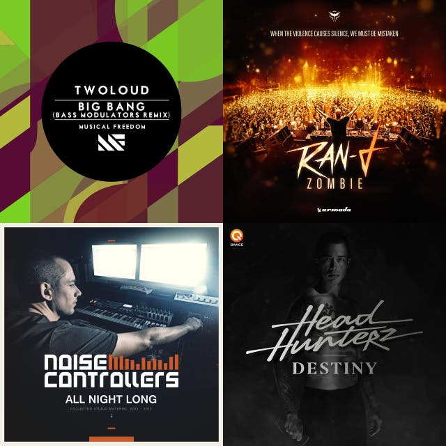 Top 100 Hardstyle Songs on Spotify