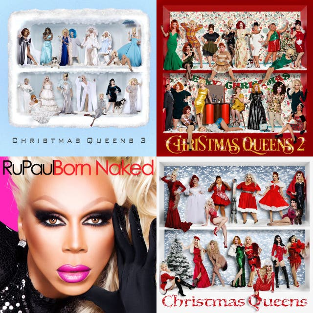 Christmas Queens.Rupaul On Spotify