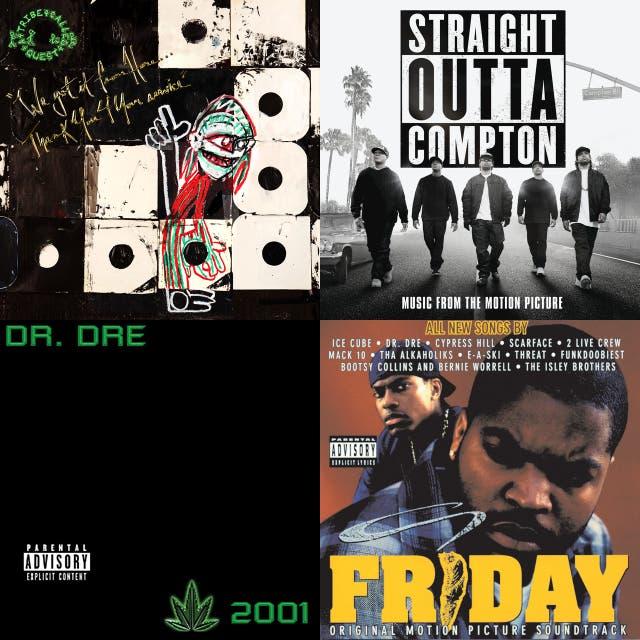 Jeff's Hip Hop Mix on Spotify