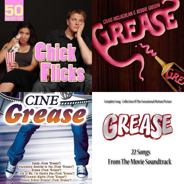 Top 10 From Movie Grease - Everybody on Spotify