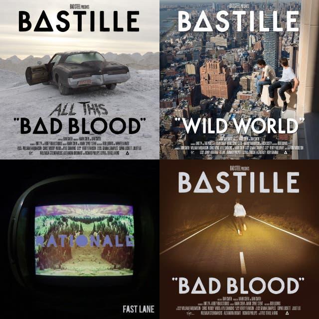 bastille setlist 2019