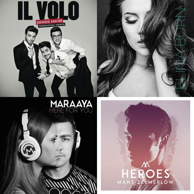 Eurovision Song Contest 2015 on Spotify