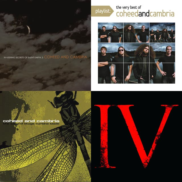 Coheed and Cambria - All Albums In Order on Spotify