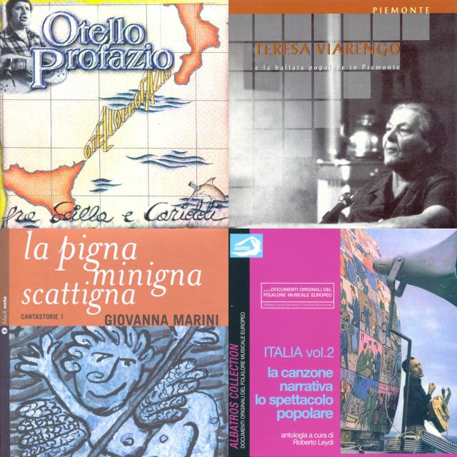 Ballate e canzoni narrative playlist