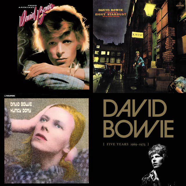 The 20 essential David Bowie tracks, a playlist by The Telegraph on Spotify