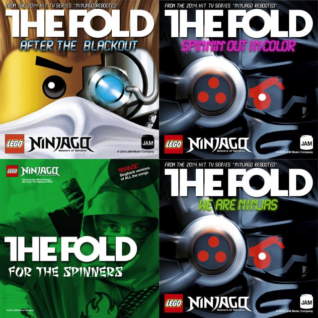 The Fold — AFTER THE BLACKOUT on Spotify