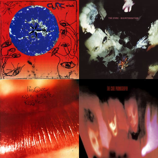 The Cure – Wish on Spotify