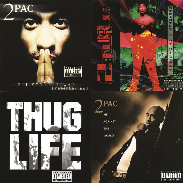 Where My Thugs At? - Best Of 2Pac on Spotify