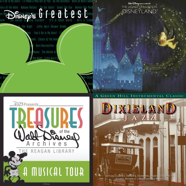 Disneyland Park Music + Cal  Adventure on Spotify