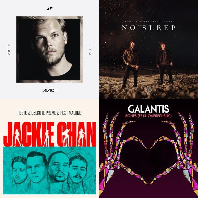 Top 100 Progressive House Anthems 2019 on Spotify