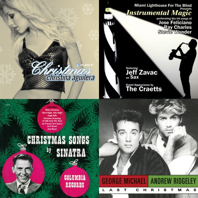 Christina Aguilera Christmas Album.Possible Christmas Songs On Spotify