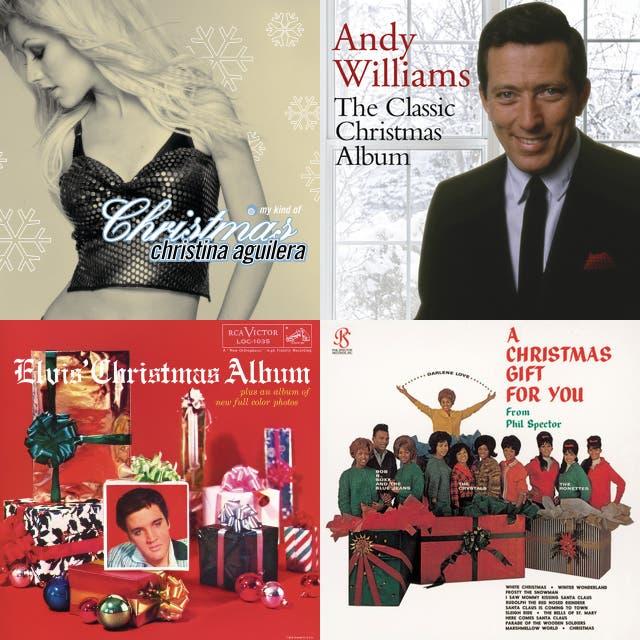 Christina Aguilera Christmas Album.Christmas Party On Spotify