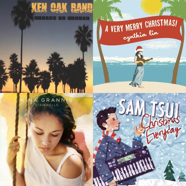 The Feed The People Playlist: Asian American Holiday Music Except For That William Hung Album