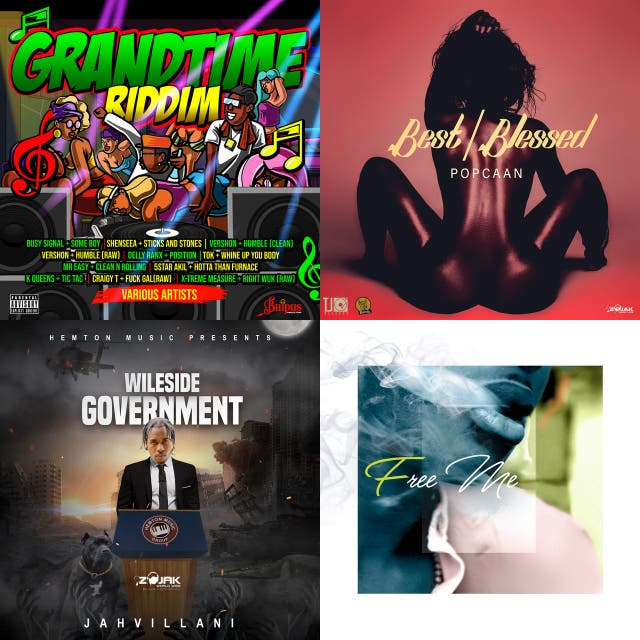 Best New Dancehall Songs 2019 and 2018 on Spotify