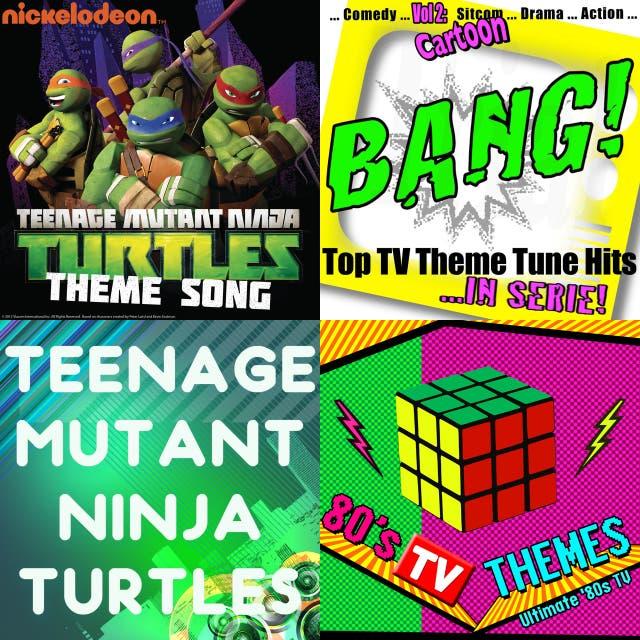Teenage Mutant Ninja Turtles Theme Song On Spotify